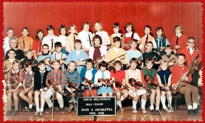 North Bellingham Orchestra 1968-1969