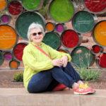 Judy Vorfeld at Desert Botanical Garden 2016