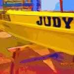 a boat named Judy