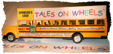 The Hal Alpiar Delaware project for school kids - Tales on Wheels